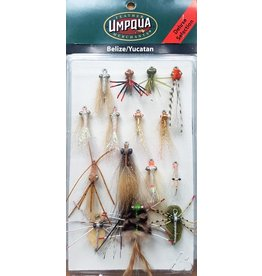 Umpqua Belize/Yucatan Fly Assortment Deluxe