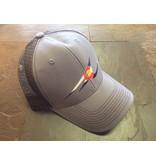 Umpqua OVS Sideline Cap Steel Grey