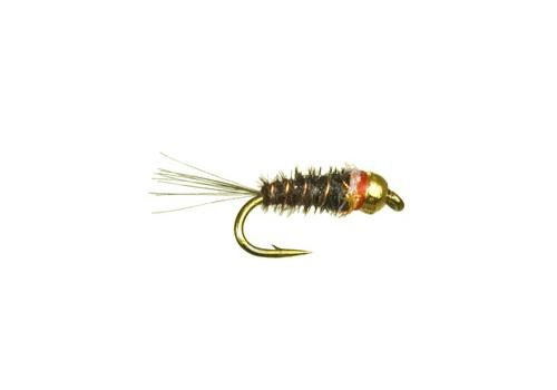 Umpqua Frenchie, Gold Bead Pheasant Tail (3Pack)