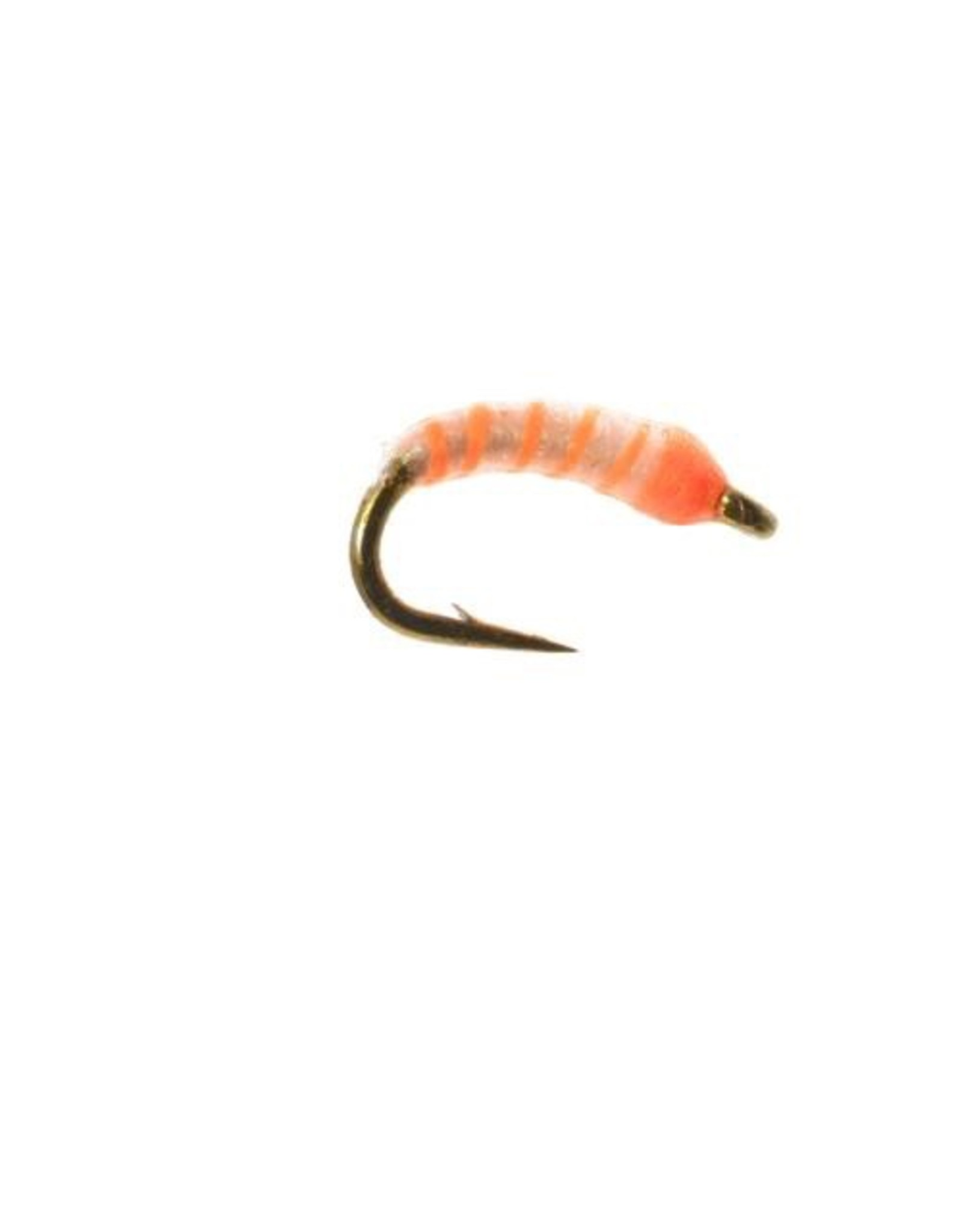 Umpqua Neon Nightmare Fl. Orange (3 Pack)