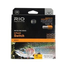 RIO Intouch Switch Line Chucker #5