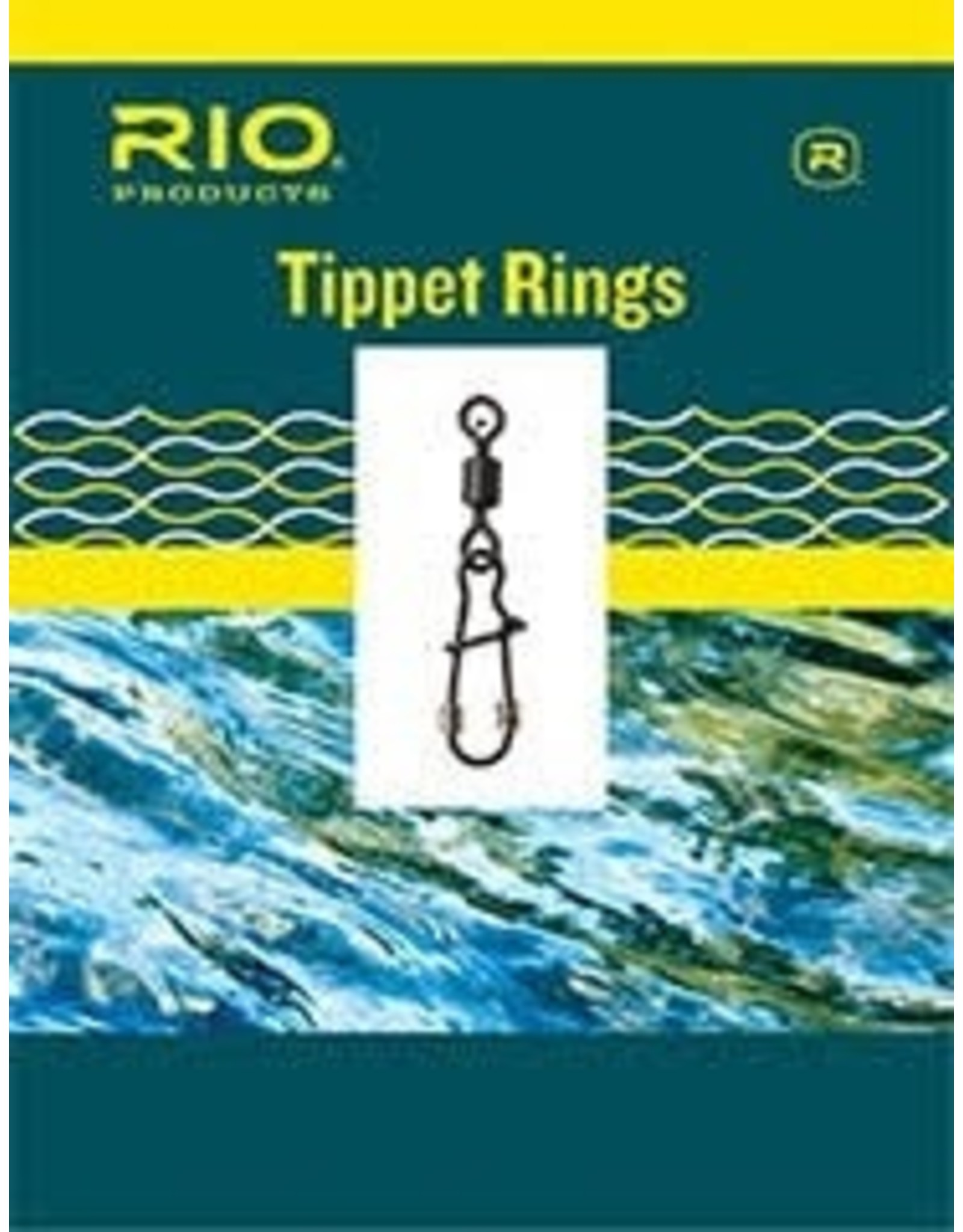 Rio Tippet Rings 3mm.....10 per pack