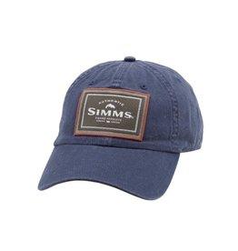 Simms Single Haul Cap Admiral Blue
