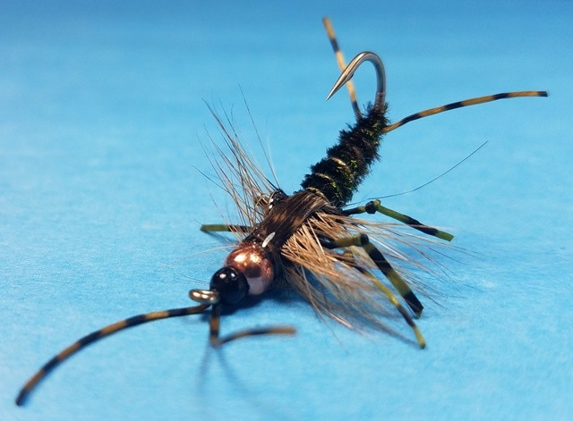 A great rendition of a classic Stonefly!