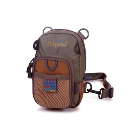 San Juan Vertical Chest Pack   Saddle Brown
