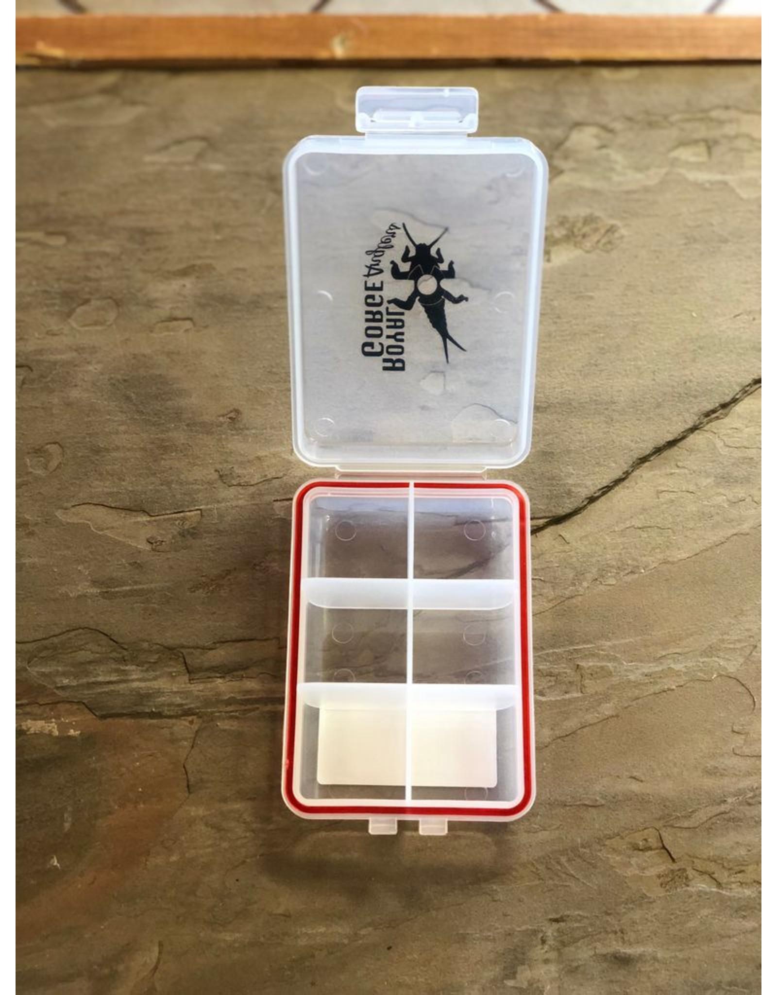 The bare bones box!