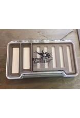 RGA Waterproof Thin Box W/Slotted Foam & Magnetic Comps.