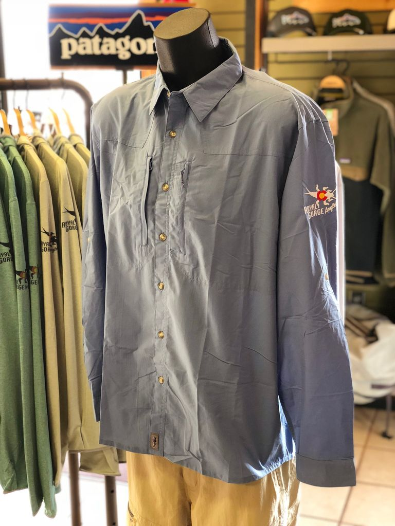 Our most technical long-sleeved fishing shirt, designed specifically for hot-weather situations with 30-UPF sun protection. Though built for fishing, the Sun Stretch Shirt just might become your favorite shirt for all outdoor pursuits.
