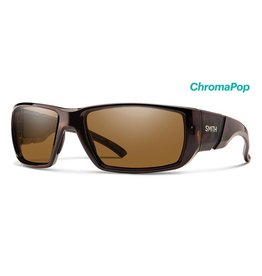 SMITH Transfer (ChromaPop Brown) Matte Tortoise Frame