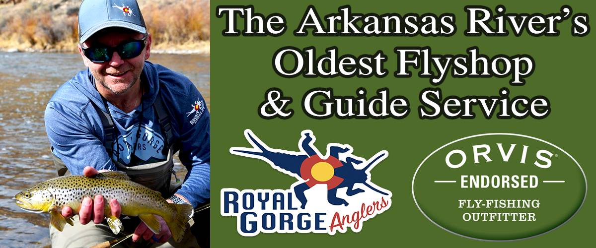 Oldest Flyshop and Fly Fishing Guide Service on The Arkansas River