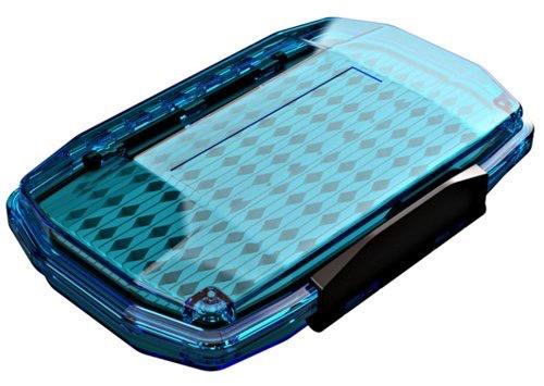Umpqua UPG HD Magnum Midge Fly Box Blue