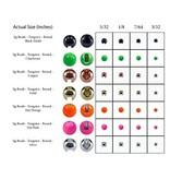 Tungsten Jig Beads