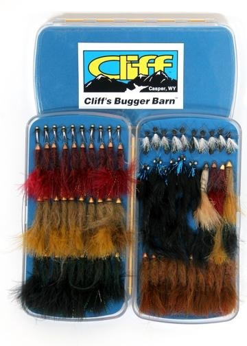 The one and only Cliff Bugger Barn!