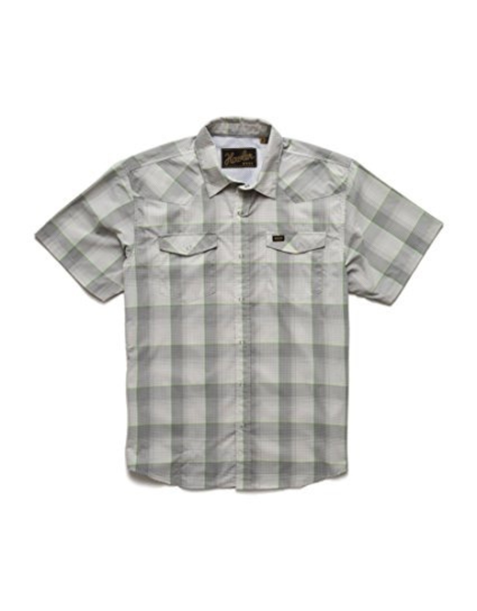Howler H Bar B Tech Shirt Devil's Plaid
