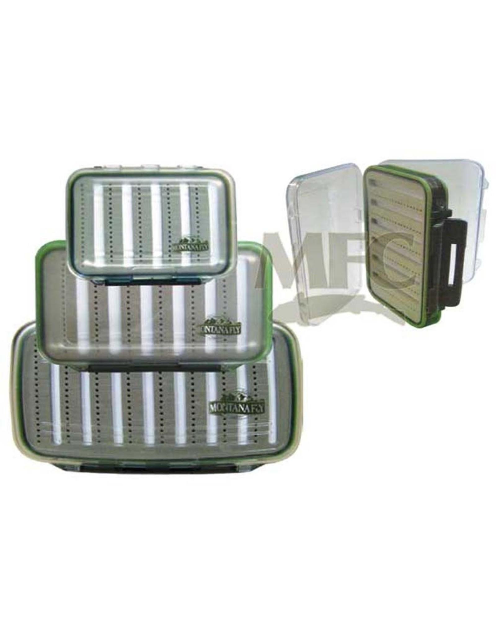 MFC Fly Box Waterproof Olive Medium