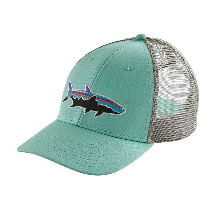 Patagonia Fitz Roy Tarpon LoPro Trucker Hat