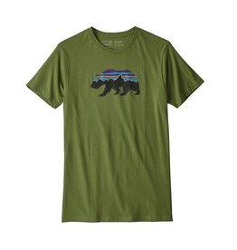 Patagonia Fitz Roy Bear Organic Cotton T-Shirt