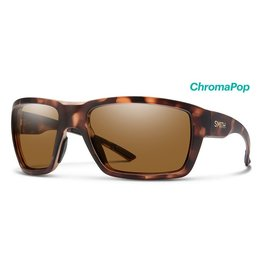 SMITH Highwater (ChromaPop Brown) Matte Tortoise Frame