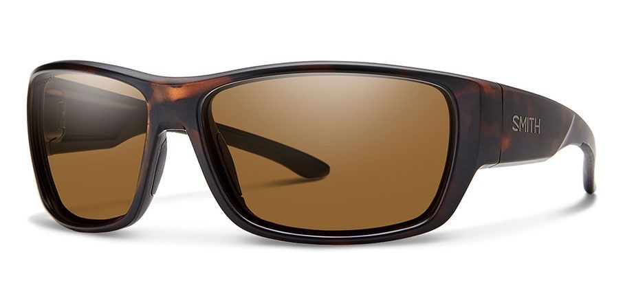 Smith Forge Matte Tortoise/Polarized Brown