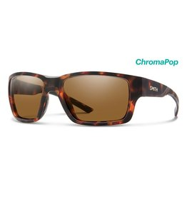 SMITH Outback (ChromaPop Brown) Matte Tortoise Frame