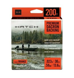 Hatch Premium Dacron Backing 30lb (300 yd)
