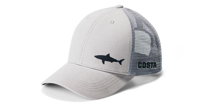 Costa Del Mar Ocearch Blitz Trucker Gray
