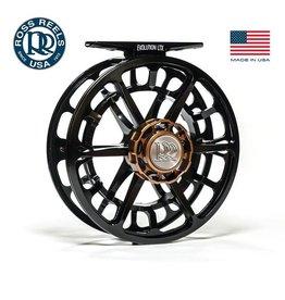 Ross Evolution LTX 3/4 Reel (Black)