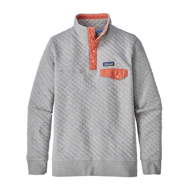 This heritage-inspired version of our classic Snap-T® Pullover is made of a soft organic cotton/polyester blend for everyday layering and warmth.