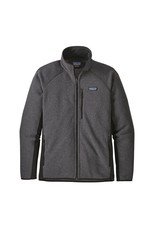 A Fair Trade Certified™ sewn, performance polyester full-zip fleece jacket with the right mix of lightweight warmth and motion-friendly stretch designed for trail-to-town versatility.