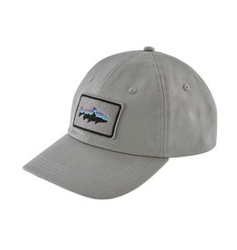 2849c8661ad42 Patagonia Fitz Roy Trout Patch Cap (Drifter Grey RGA branded)