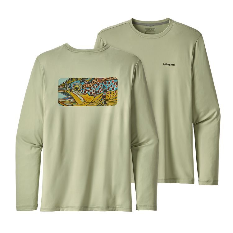 Royal Gorge Anglers Graphic Tech Fish Tee