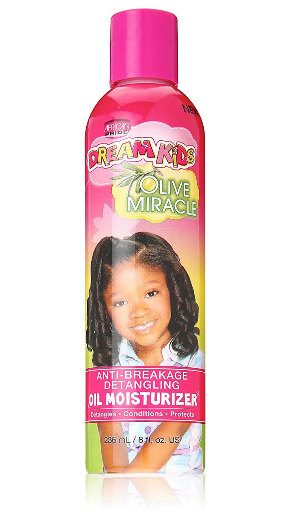 Dream Kids Olive Miracle Oil Moisurizer 8 Oz