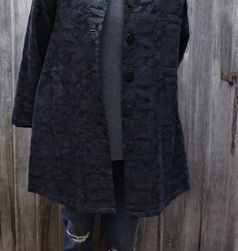 BF Coat W/Slant Seams