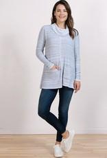 Mododoc L/S Swingy Cowl Neck Pullover