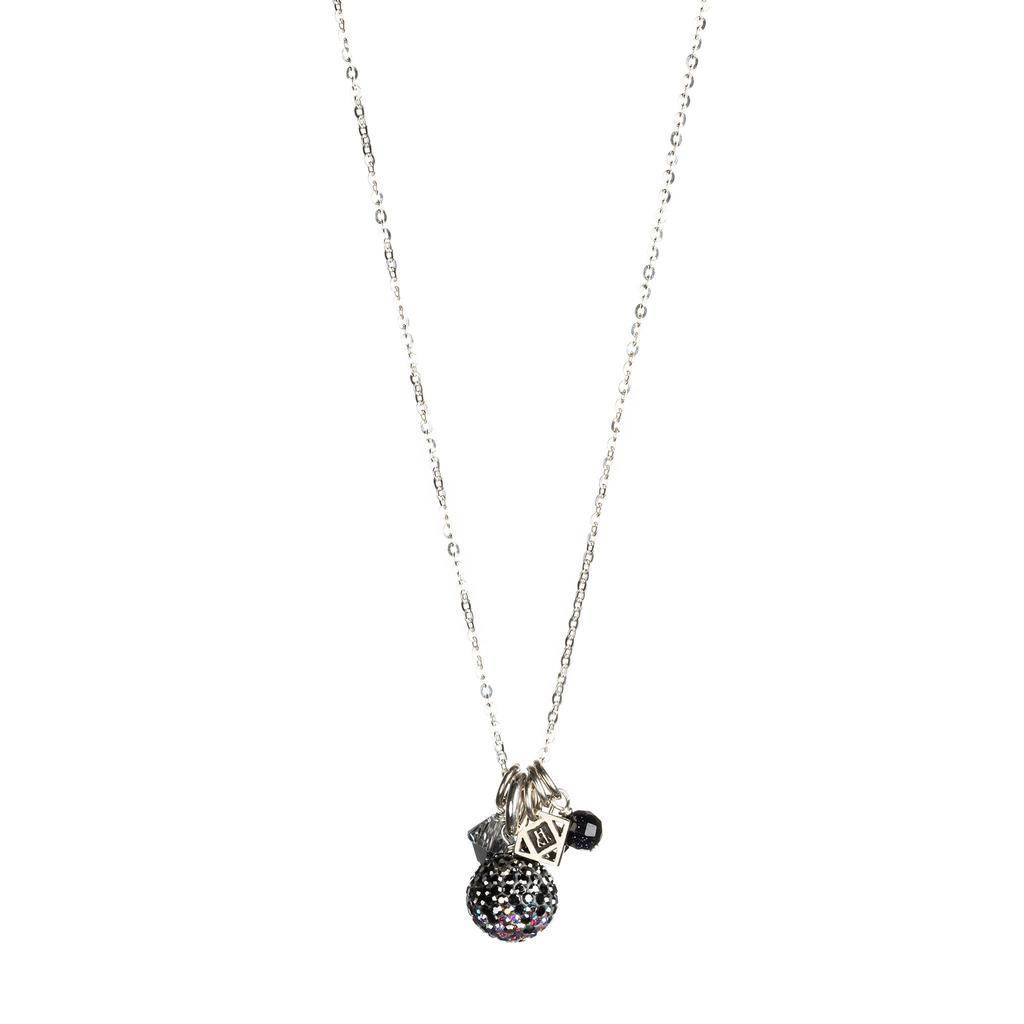 Hillberg & Berk Starry Night Necklace Pendant Long