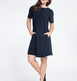 Trapeze Dress Short