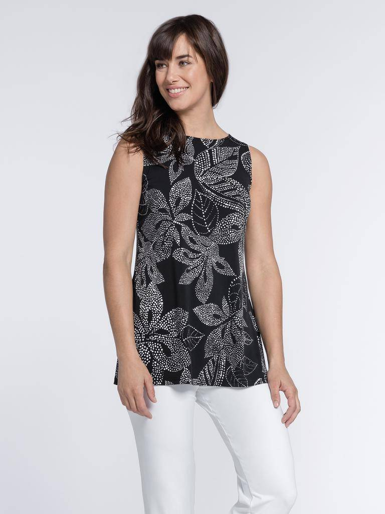 Sleeveless Nu Ideal Tunic