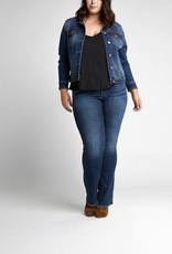 Silver Jeans Co Joga Denim Jacket +