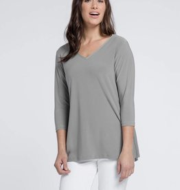Go To V-Neck T Relax *3/4 Sleeve*