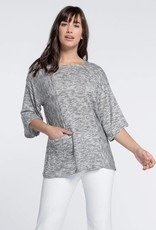 Easy As Pie Top Sweater *Elbow Sleeve*