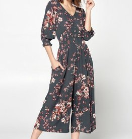 Boho Flowy Playsuit