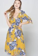 Boho Button Down Dress