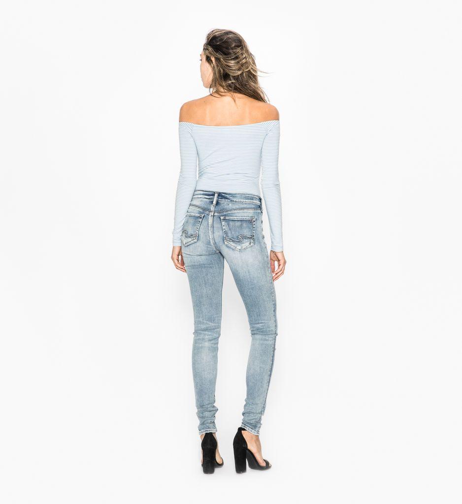 Silver Jeans Co Suki Super Skinny