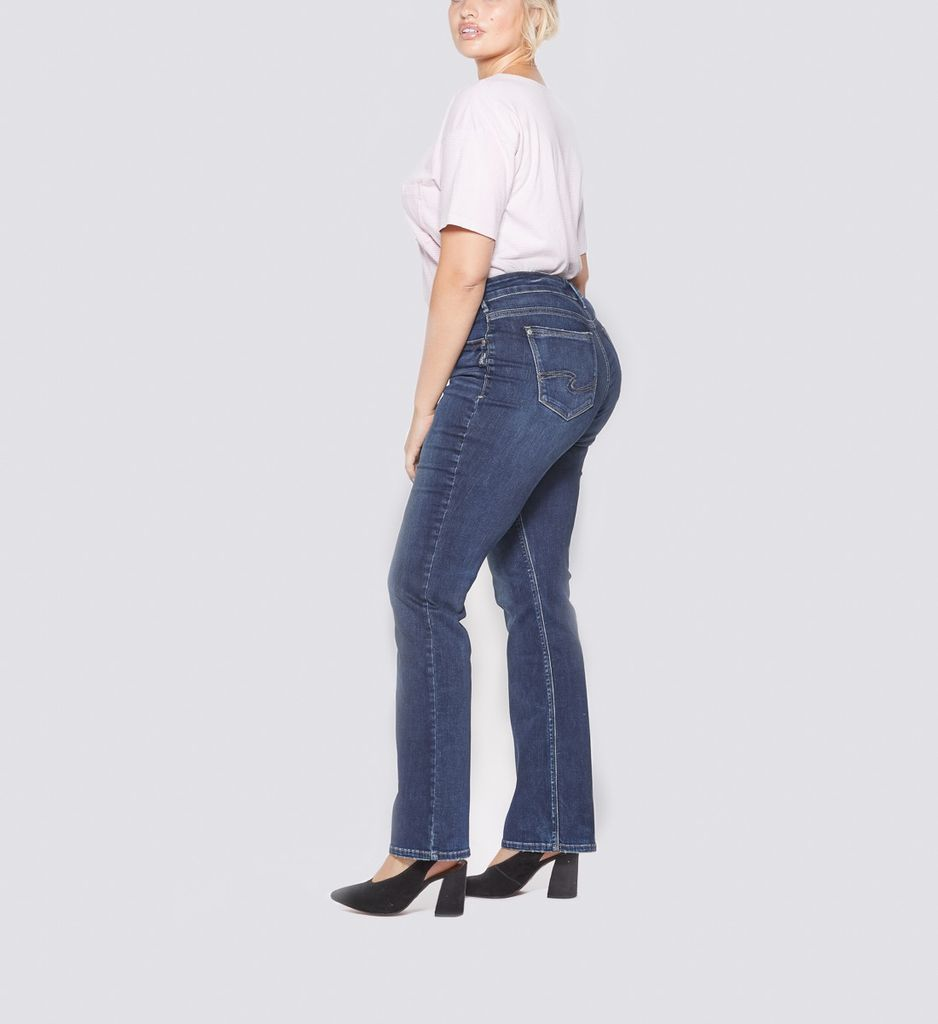 Silver Jeans Co Avery Slim Boot +