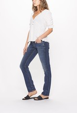Silver Jeans Co Elyse Straight