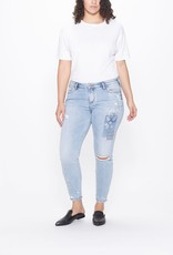 Silver Jeans Co Aiko Ankle Skinny +