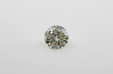 3.01ct L/SI2 Round Brilliant Loose Diamond