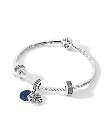 Pandora PANDORA Dazzling Wishes Bracelet Gift Set - 19 cm / 7.5 in