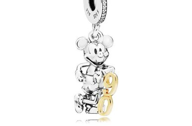 PANDORA Charm Disney, Mickey's 90th Limited Edition