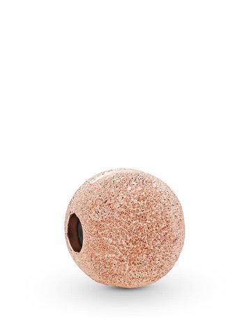 Pandora PANDORA Rose Clip, Matte Brilliance, Silicone Grip